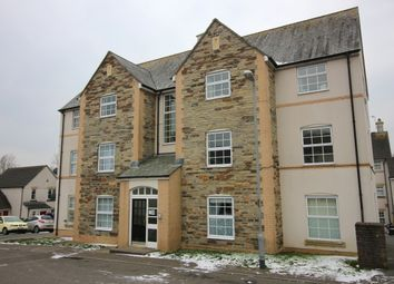 Thumbnail 2 bed flat to rent in Myrtles Court, Pillmere, Saltash