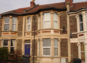 Thumbnail 4 bedroom terraced house to rent in Quarrington Road, Horfield, Bristol