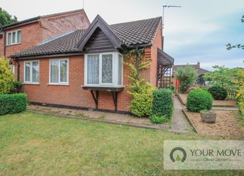 Thumbnail 2 bed bungalow for sale in Beck Way, Loddon, Norwich