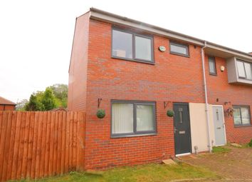 Thumbnail 3 bed terraced house for sale in Lock Keepers Court, Droylsden, Manchester