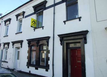 Thumbnail 4 bed terraced house to rent in Moira Place, Adamsdown, Cardiff