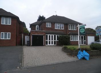 Thumbnail 3 bed semi-detached house to rent in West View Road, Sutton Coldfield, West Midlands