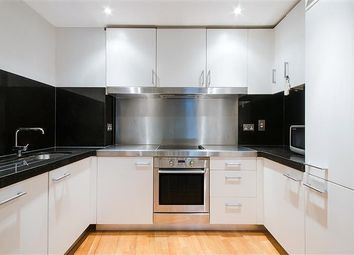 Thumbnail 1 bed flat to rent in New Providence Wharf, Isle Of Dogs