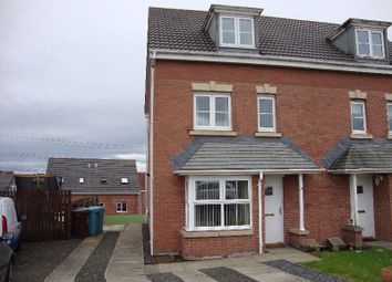Thumbnail 4 bedroom semi-detached house to rent in Hopepark Drive, Cumbernauld, North Lanarkshire