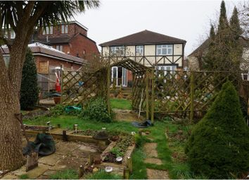 Thumbnail 4 bedroom detached house for sale in The Dale, Waterlooville
