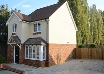Thumbnail 3 bed detached house to rent in Charters Lane, Sunninghill, Ascot