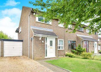 Thumbnail 3 bed end terrace house for sale in Elmhurst Close, Furzton, Milton Keynes, Buckinghamshire