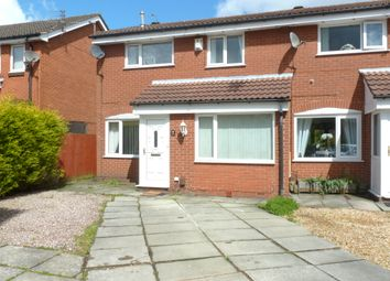 Thumbnail 3 bed semi-detached house to rent in Ramsgreave Close, Bury