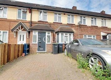 Thumbnail 5 bed terraced house for sale in Boleyn Avenue, Enfield