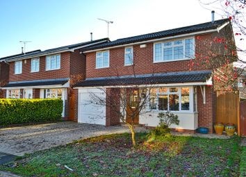 Thumbnail 4 bed detached house for sale in Leyland Grove, Haslington
