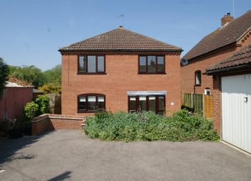Thumbnail 4 bed detached house for sale in Old Station Road, Halesworth