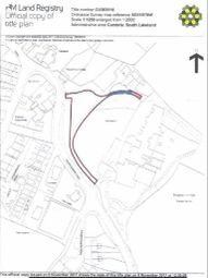 Thumbnail Land for sale in Broughton In Furness