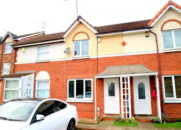 Thumbnail 2 bed terraced house for sale in Mallyan Close, Howdale Road, Hull, Yorkshire