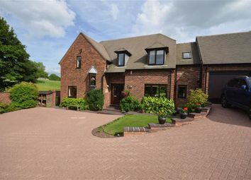 Thumbnail 4 bed detached house for sale in Barnes Croft, Hilderstone, Stone