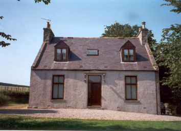 Thumbnail 4 bed detached house to rent in Colpy, Huntly, Aberdeenshire