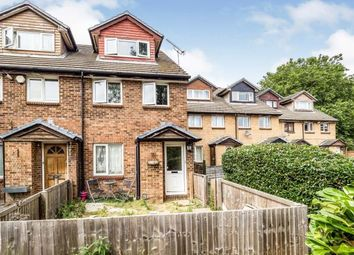Thumbnail 2 bed maisonette for sale in Amanda Close, Chigwell
