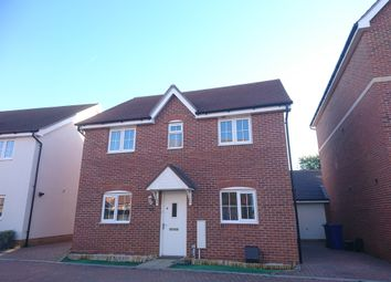Thumbnail 4 bed detached house for sale in Clifford Crescent, Sittingbourne