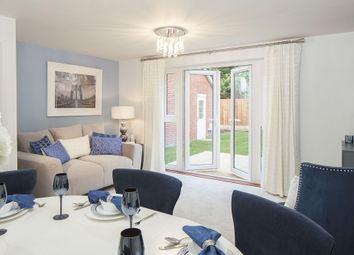 "Thumbnail 3 bedroom semi-detached house for sale in ""Folkestone"" at Lancaster Avenue, Watton, Thetford"