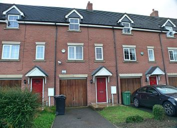 Thumbnail 3 bed town house for sale in Badger Lane, Bourne, Lincolnshire.