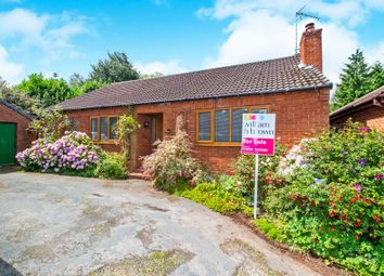 Thumbnail 3 bed detached bungalow for sale in Ryton Close, Blyth, Worksop