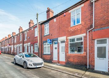 Thumbnail 2 bed terraced house to rent in Clare Street, Stoke-On-Trent