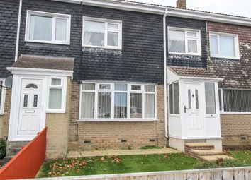 Thumbnail 3 bed terraced house for sale in Doxford Place, Hall Close, Cramlington