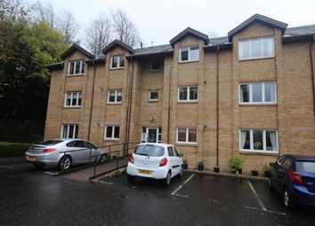 Thumbnail 2 bed flat for sale in Glenpark Drive, Port Glasgow
