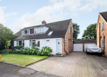 Thumbnail 3 bed semi-detached house to rent in Deacon Close, Downside, Cobham