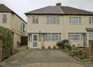 Thumbnail 3 bed semi-detached house for sale in Sipson Road, West Drayton, Middlesex