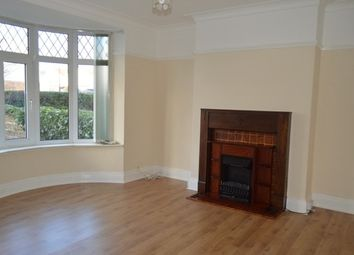 Thumbnail 3 bedroom semi-detached house to rent in Pyle Road, Bishopston, Swansea