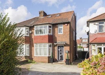 Thumbnail 4 bed semi-detached house for sale in Cumbrian Gardens, Golders Green Estate