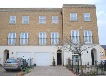 4 bed terraced house to rent in Chadwick Place, Long Ditton, Surbiton KT6