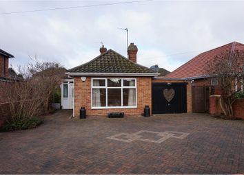 Thumbnail 3 bed detached bungalow for sale in Taylors Avenue, Cleethorpes