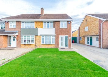 Thumbnail 3 bed semi-detached house for sale in Underwood Road, Reading, Berkshire
