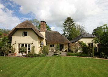 Thumbnail 3 bedroom cottage for sale in Goodworth Clatford, Andover, Hampshire