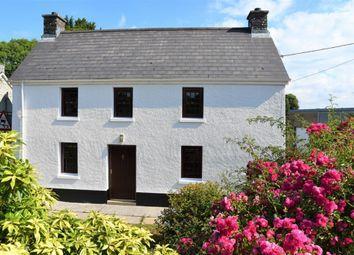 Thumbnail 2 bed detached house for sale in Llangeler, Llandysul