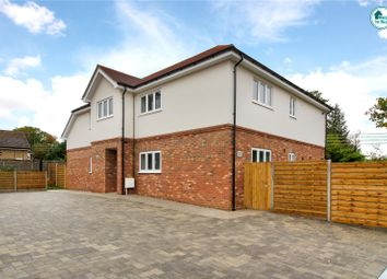 Thumbnail 2 bed flat for sale in Clevedon House, Merton Avenue, Hartley, Longfield, Kent