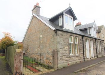 Thumbnail 3 bed semi-detached house for sale in Castle Street, Clackmannan