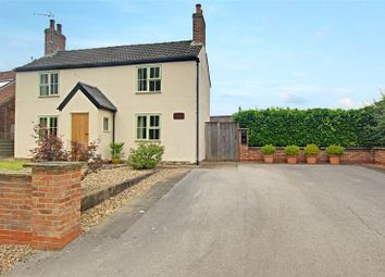 Thumbnail 3 bed detached house for sale in Burnby, York, East Yorkshire
