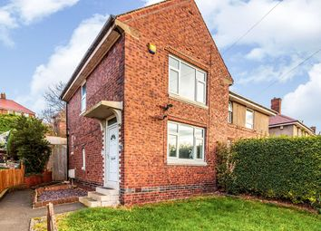 Thumbnail 2 bed semi-detached house for sale in Pollard Avenue, Sheffield