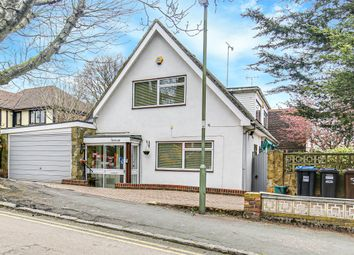 Thumbnail 3 bed detached house to rent in Chichele Road, Oxted, Surrey