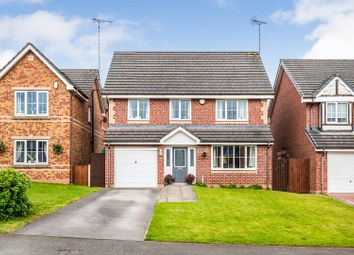 Thumbnail 6 bed detached house for sale in Redhill Drive, Tean, Stoke-On-Trent