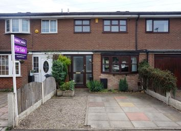 Thumbnail 3 bed terraced house for sale in Lamberton Drive, Manchester