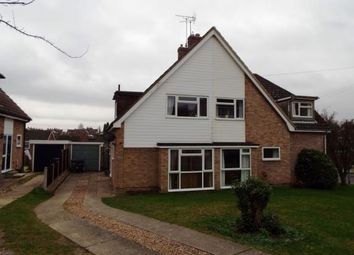 Thumbnail 2 bed semi-detached house for sale in Sible Hedingham, Halstead, Essex