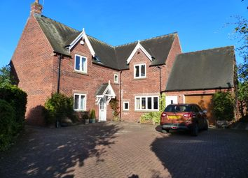 Thumbnail 5 bed detached house for sale in Mill Lane, Ellastone