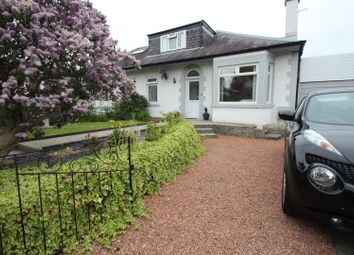 Thumbnail 2 bed semi-detached bungalow for sale in West Craigs Crescent, Edinburgh
