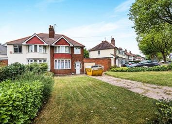 Thumbnail 3 bedroom semi-detached house for sale in Walstead Road, Walsall, West Midlands