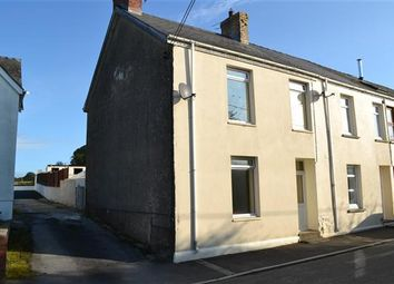 Thumbnail 4 bed terraced house for sale in Pretoria, West Carmarthenshire, Bancyfelin