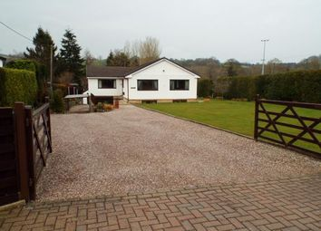 Thumbnail 4 bed detached house for sale in Vicarage Road, Rhydymwyn, Mold, Flintshire