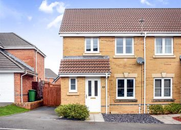 Thumbnail 3 bedroom property to rent in Ynys Bery Close, Caerphilly